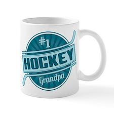 #1 Hockey Grandpa Mug