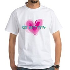 Grammy Love Women's Pink T-Shirt