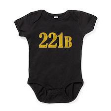 221B Baby Bodysuit