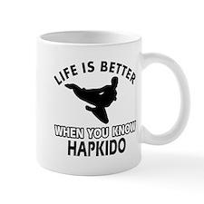 Hapkido Vector designs Mug