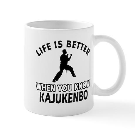 Kajukenbo Vector designs Mug