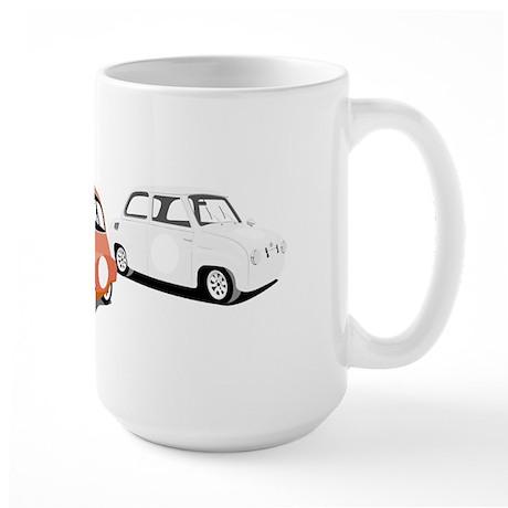 Racing Micros Large Mug