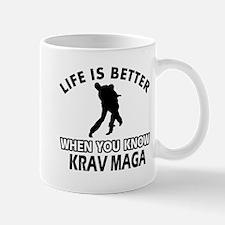 Krav Maga Vector designs Mug