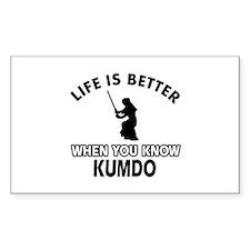 Kumdo Vector designs Decal