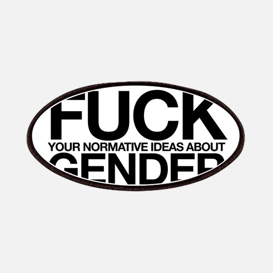 F*CK GENDER Patches