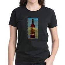 Wine Bottle Tee