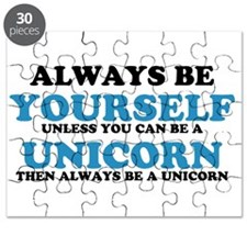 Always be a unicorn Puzzle