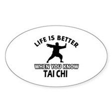 Tai Chi Vector designs Decal