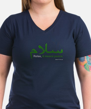 Relax It Means Peace | Shirt