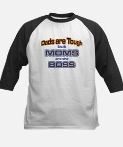 Moms are the Boss Baseball Jersey