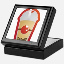 Bubble Tea Keepsake Box