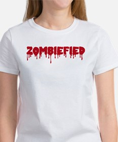 Zombie zombiefied T-Shirt