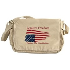 Legalize Freedom, Restore the Constiution Messenge