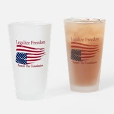 Legalize Freedom, Restore the Constiution Drinking