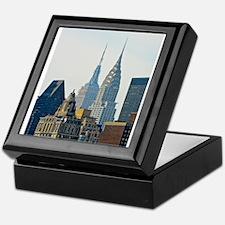 New York City Skyscrapers Keepsake Box