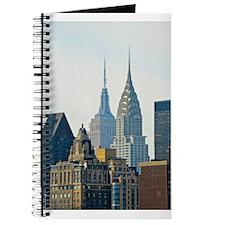 New York City Skyscrapers Journal