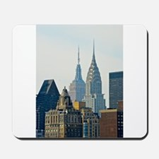 New York City Skyscrapers Mousepad