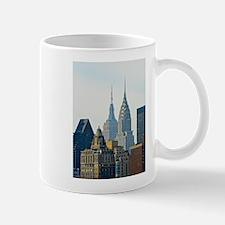 New York City Skyscrapers Mug