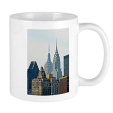 New York City Skyscrapers Mug