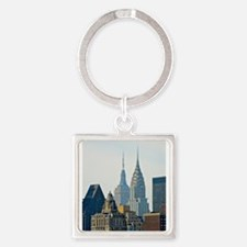New York City Skyscrapers Keychains