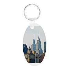 New York City Skyscrapers Keychains