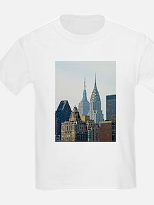 New York City Skyscrapers T-Shirt