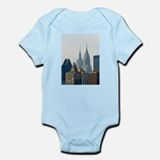 New York City Skyscrapers Body Suit