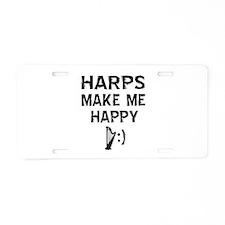 Harps musical instrument designs Aluminum License