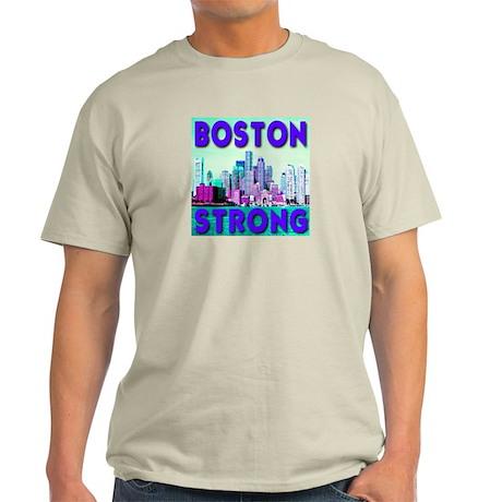 Boston Strong Skyline Light T-Shirt