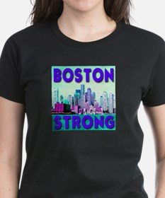 Boston Strong Skyline Tee