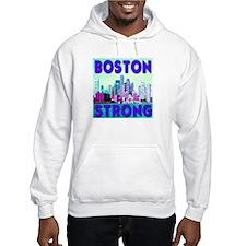 Boston Strong Skyline Hoodie