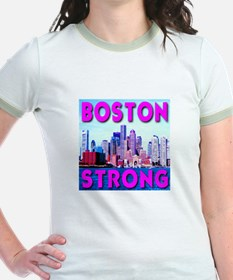 Boston Strong Skyline T