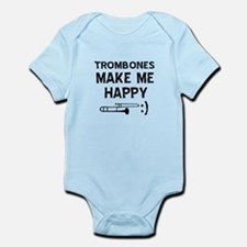 Trombones musical instrument designs Infant Bodysu