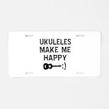 Ukukeles musical instrument designs Aluminum Licen