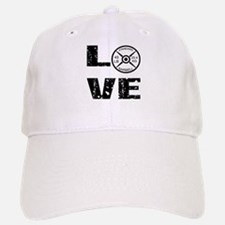 Love Lifting Weights Baseball Baseball Cap