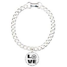 Love Lifting Weights Bracelet