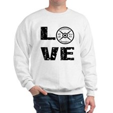 Love Lifting Weights Sweatshirt