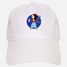 Greek Lady Dancing Baseball Baseball Baseball Cap