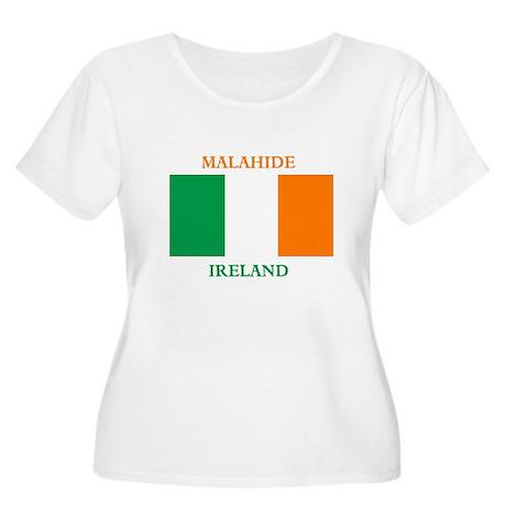 Malahide Ireland Plus Size T-Shirt