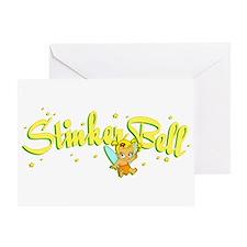 Stinkerbell Greeting Card