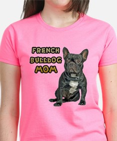 French Bulldog Mom Tee
