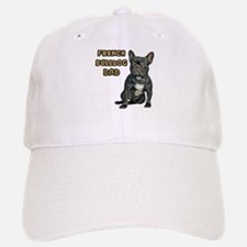 French Bulldog Dad Baseball Baseball Cap