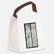 LLAMA Rules LLAMA LOVER Canvas Lunch Bag