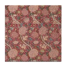 William Morris Cray Design Tile Coaster