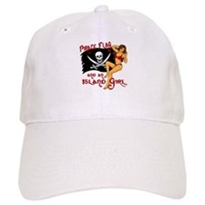 pirate girl Baseball Baseball Cap