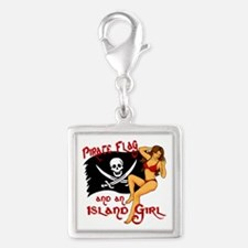 pirate girl Charms