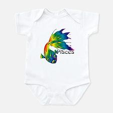 Whimsical Pisces Infant Bodysuit