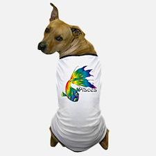 Whimsical Pisces Dog T-Shirt