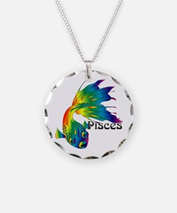 Whimsical Pisces Necklace