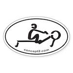 ERGMan Sticker